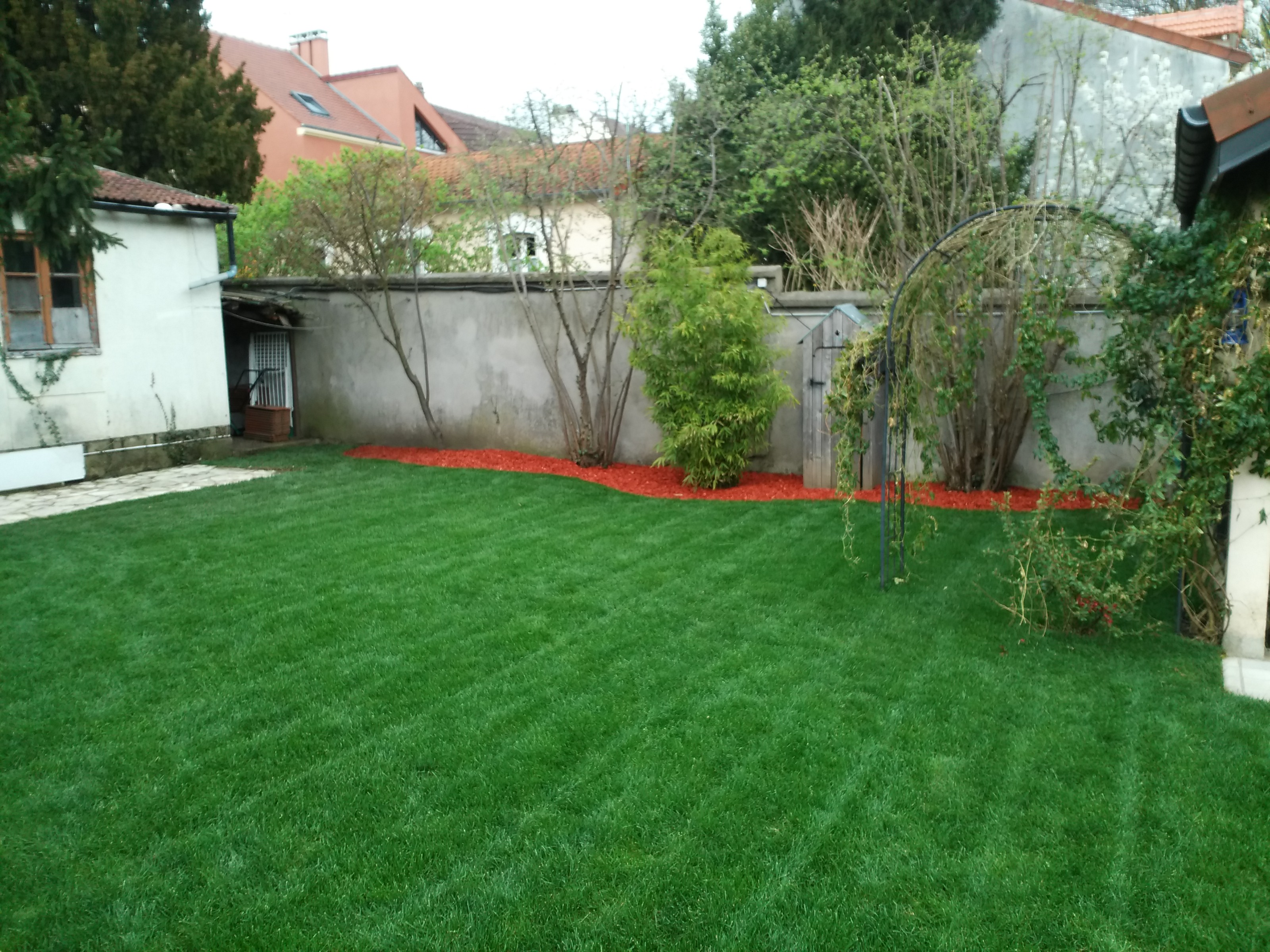 Amenagement d un jardin good amenagement d un jardin nous for Amenagement d un jardin